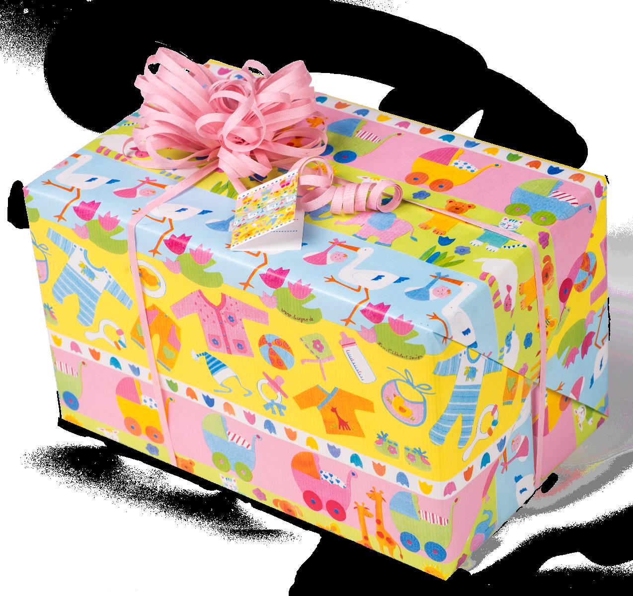 My Baby | Geschenkpapier Geburt
