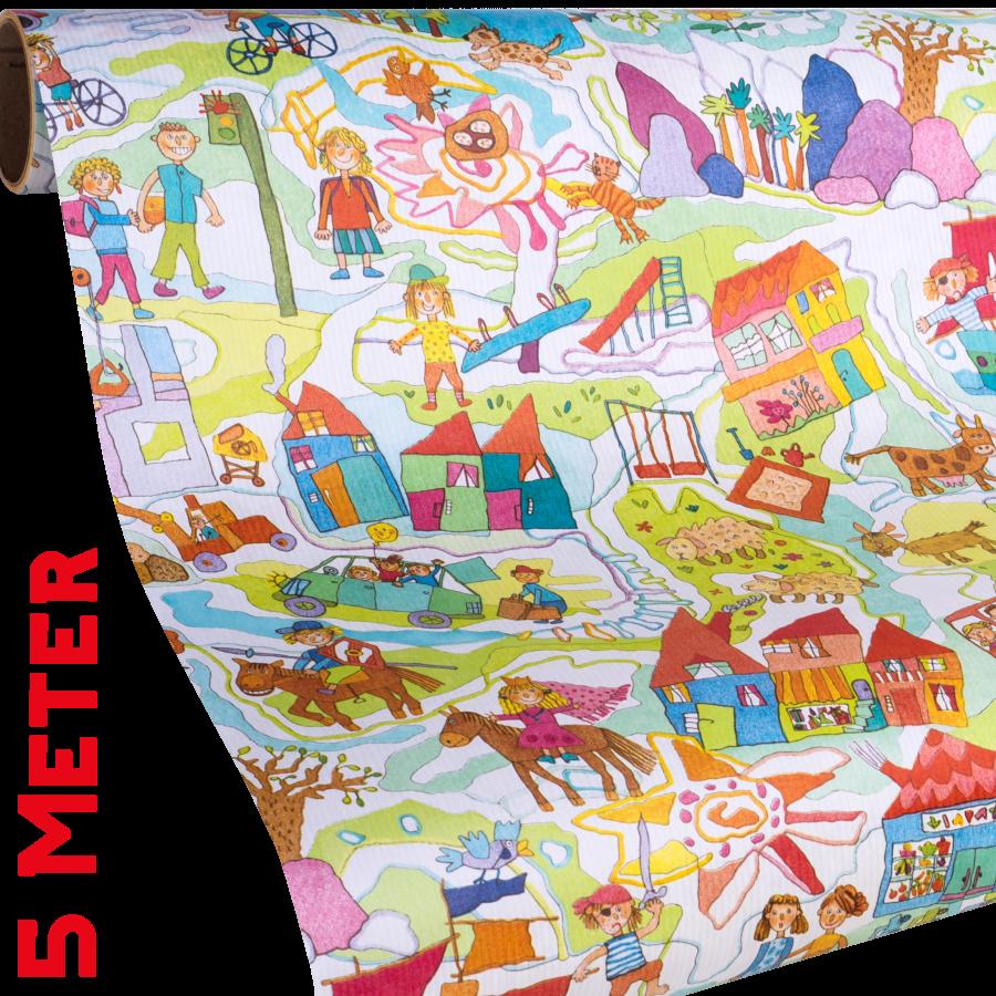 Kinderzeit | Geschenkpapier