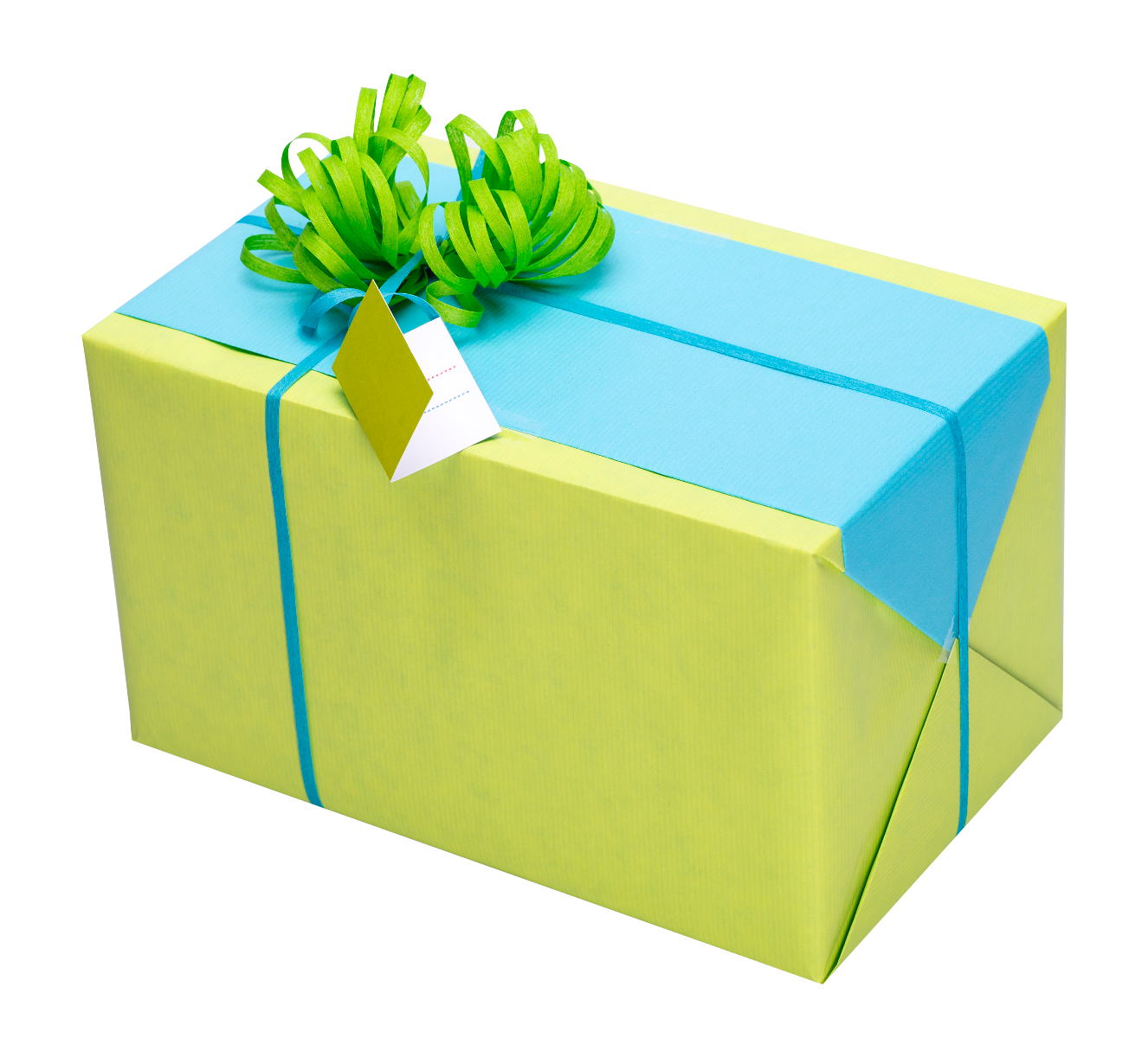 Geschenkpapier Ostern + Frühling | 2-farbig