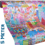 City | Geschenkpapier