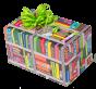 Zeit zum Lesen | Geschenkpapier