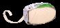 Geschenkband Baumwolle | Weiß | umweltfreundlich