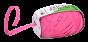 Geschenkband Pink | Baumwolle