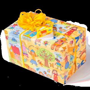 Geschenkpapier Kinder | Kinder Kinder | Geschenk