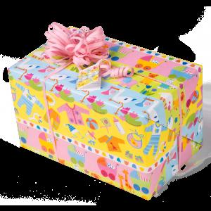 Geschenkpapier Baby   My Baby   Geschenk