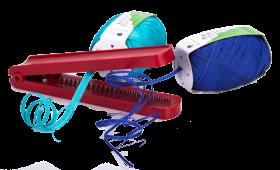 Geschenkband Splitter für schmale und breite Streifen