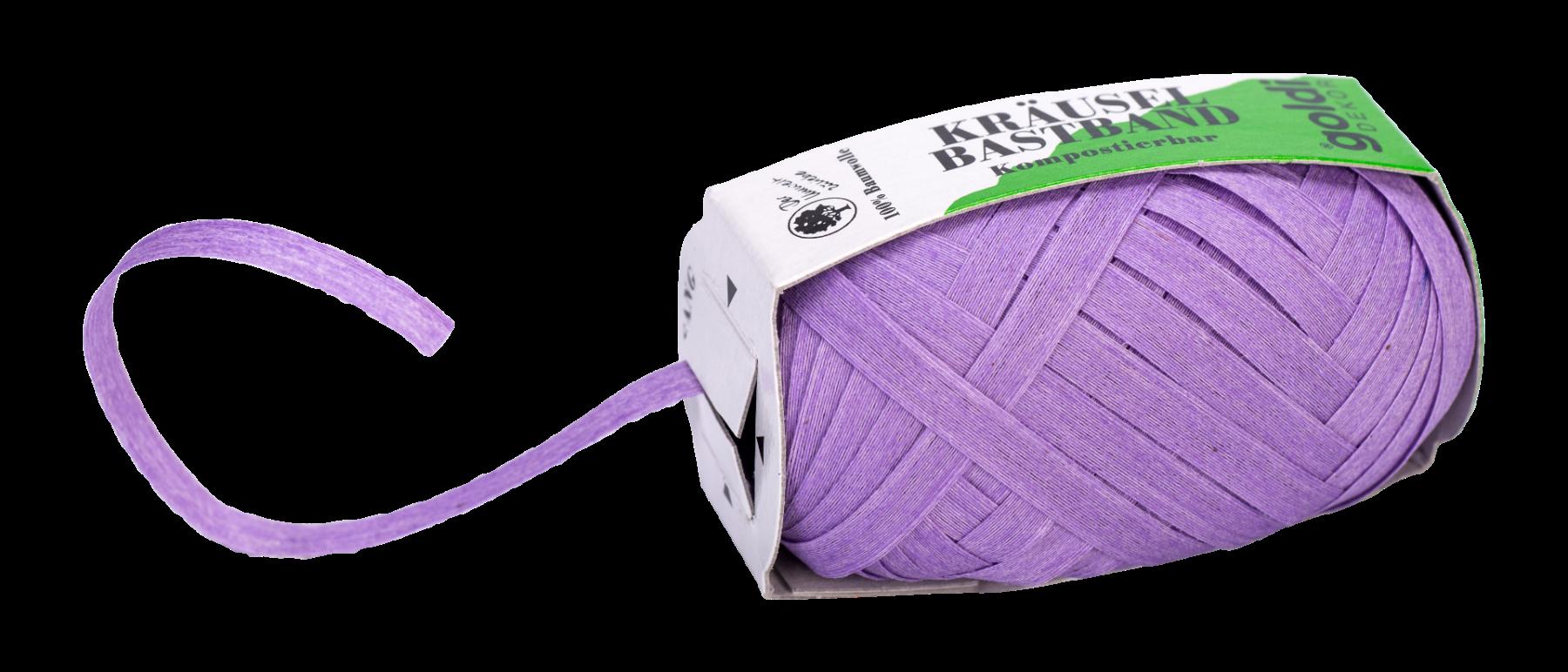 Geschenkband Flieder | Baumwolle