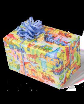 Geschenkpapier Kinder | Classic | Geschenk