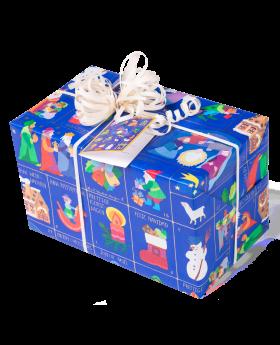 Geschenkpapier Kinder + Jugend | Weihnachtszeit | Geschenk
