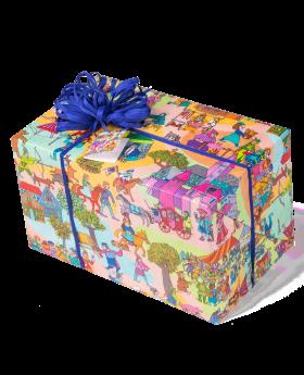Geschenkpapier Kinder + Jugend | Ritterzeit | Geschenk