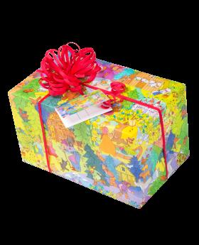 Geschenkpapier Kinder | Grimms Märchen | Geschenk