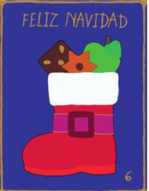 Nikolaus | Weihnachtsgeschenkpapier Kinder